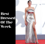 Best Dressed Of The Week - Elodie In Versace