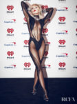 Miley Cyrus Performs In Mugler For The 2020 iHeart Festival