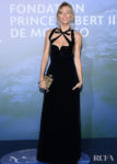 Sienna Miller Wore Gucci To The 2020 Monte-Carlo Gala for Planetary Health
