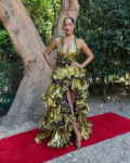 Tracee Ellis Ross Wore Alexandre Vauthier Haute Couture To The 2020 Emmy Awards