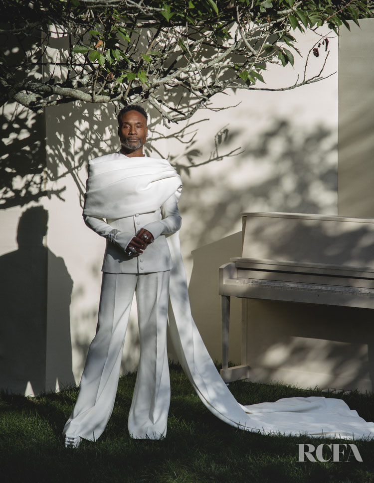 Billy Porter Wore Ashi Studio To The 2020 Emmy Awards
