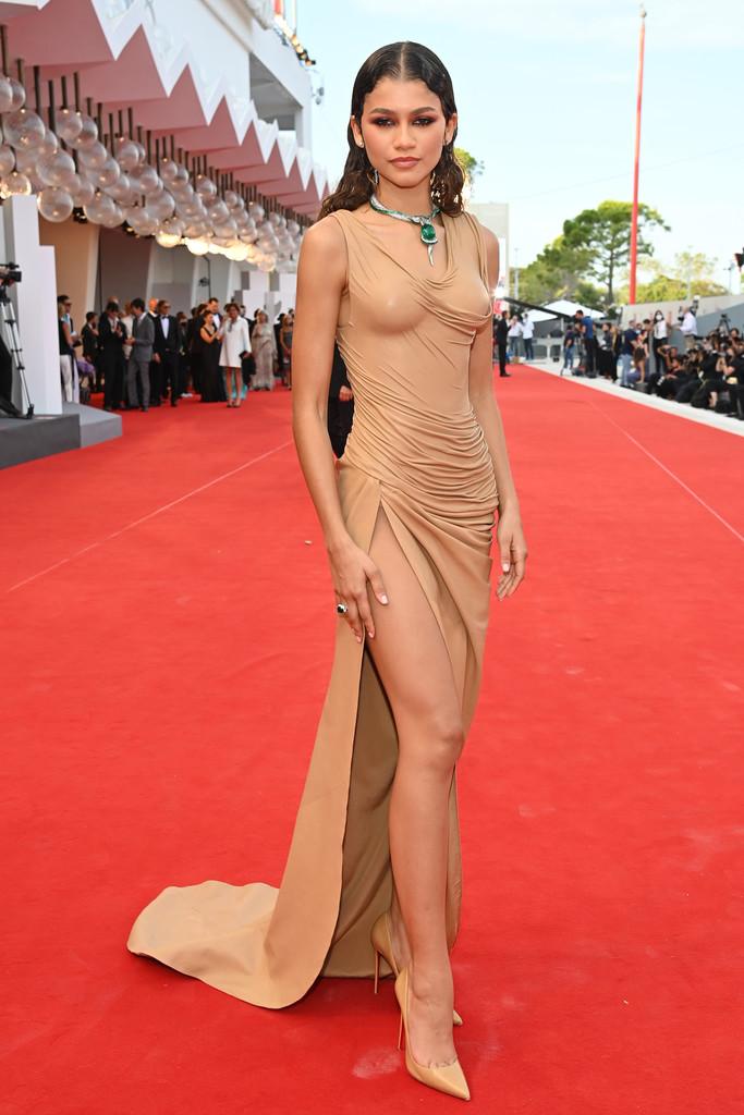 Zendaya Coleman - Red Carpet Fashion Awards